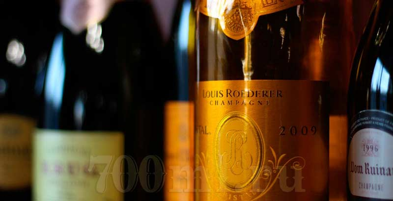 Champagne ouis Roederer